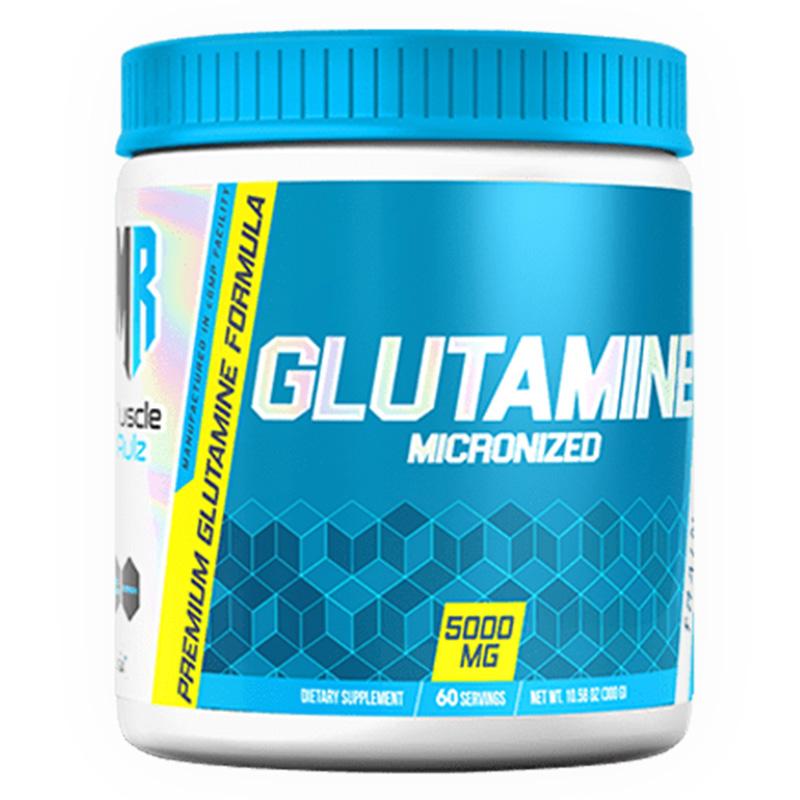 Muscle Rulz�Glutamine - 300 Gm