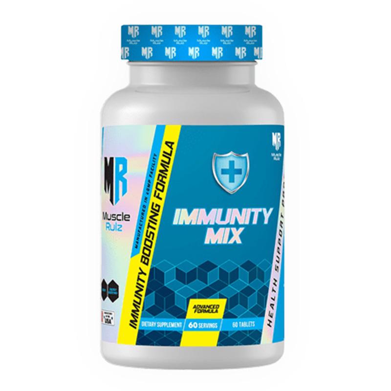 Muscle Rulz Immunity Mix 60 Tab