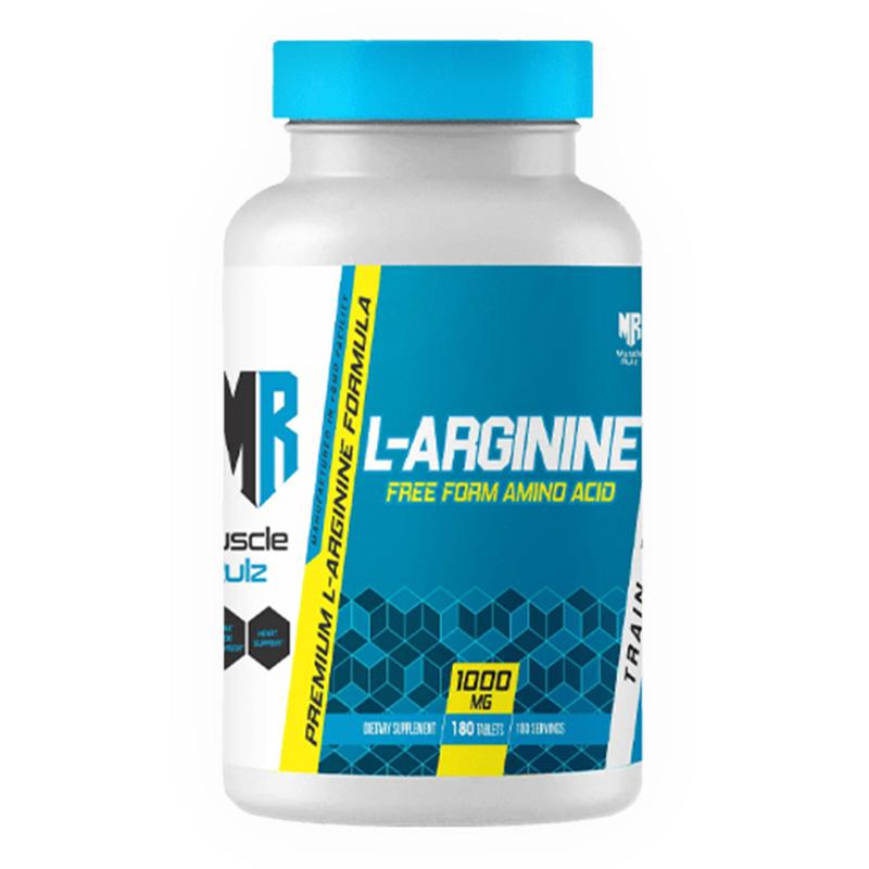Muscle Rulz�L-Arginine 1000Mg 180 Tab
