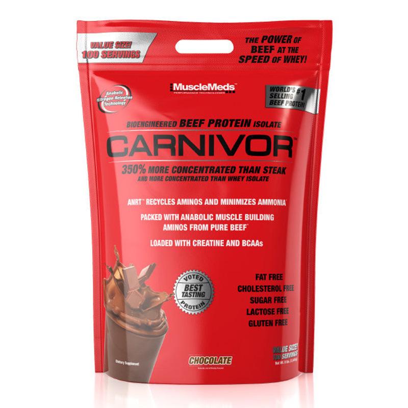 MuscleMeds Carnivor Whey 8 Lbs