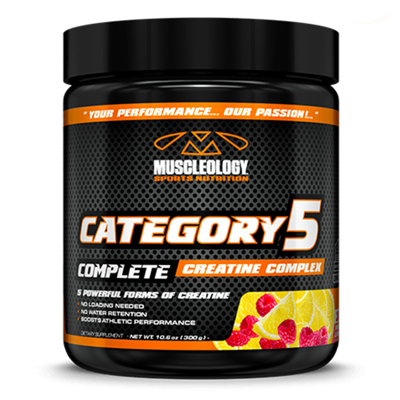 Muscleology Category 5 ( Creatine HCL ) 30 Servings