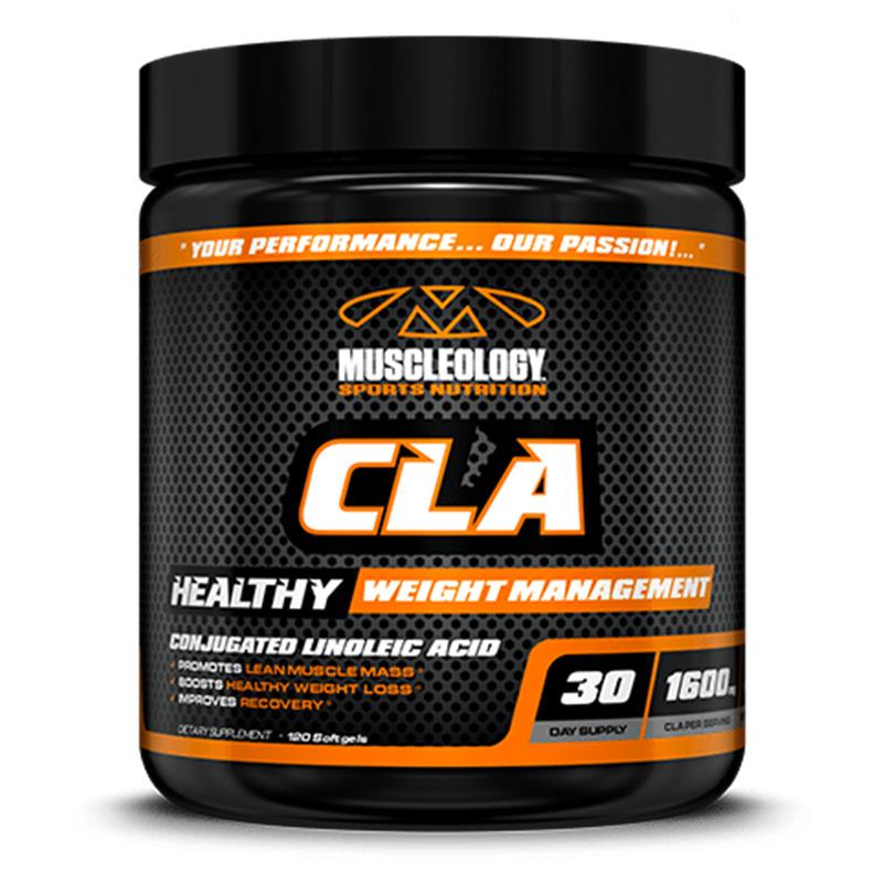 Muscleology CLA 120 S Gel