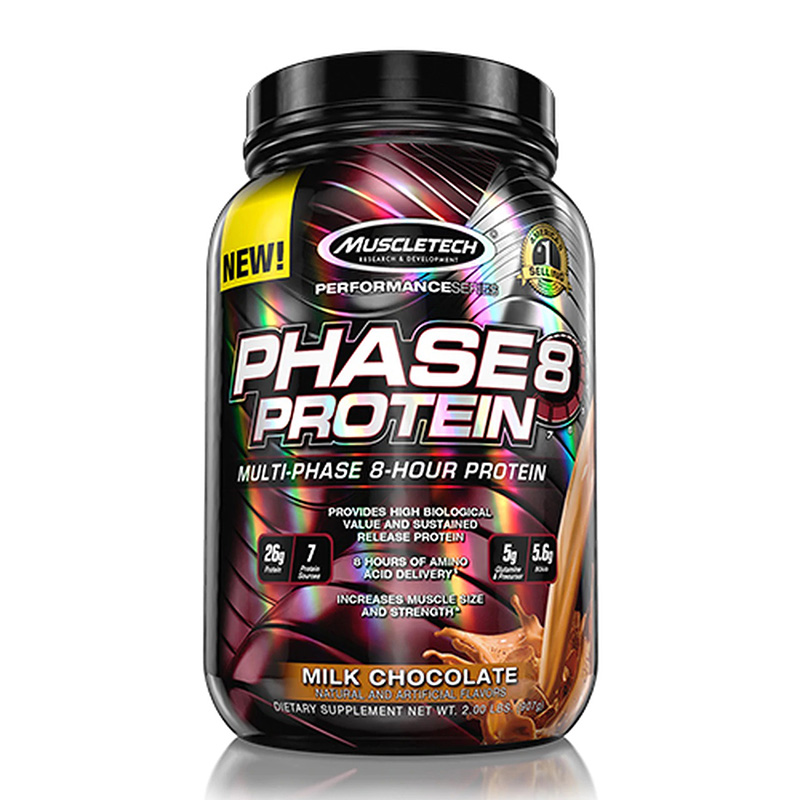 Muscletech Phase 8 Protein 5 lbs