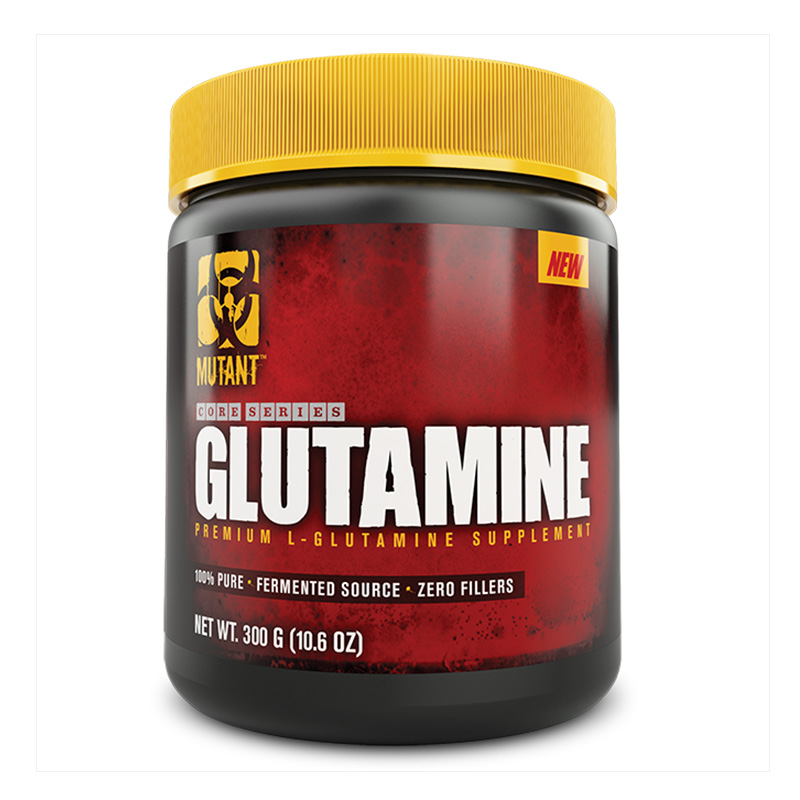 Mutant 100% Pure Glutamine 300g