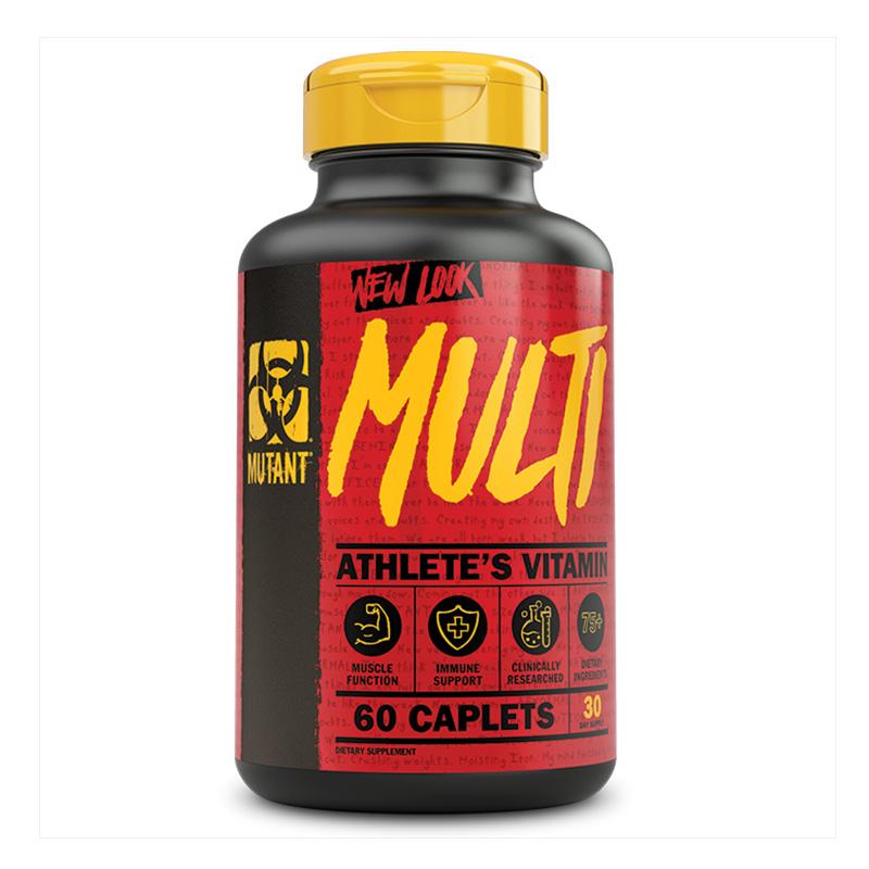 Mutant Multi Vitamin 60caps