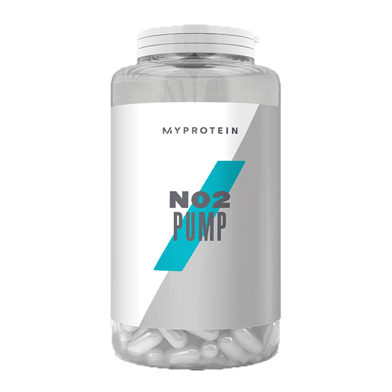 My Protein NO2 Pump 180 Capsules