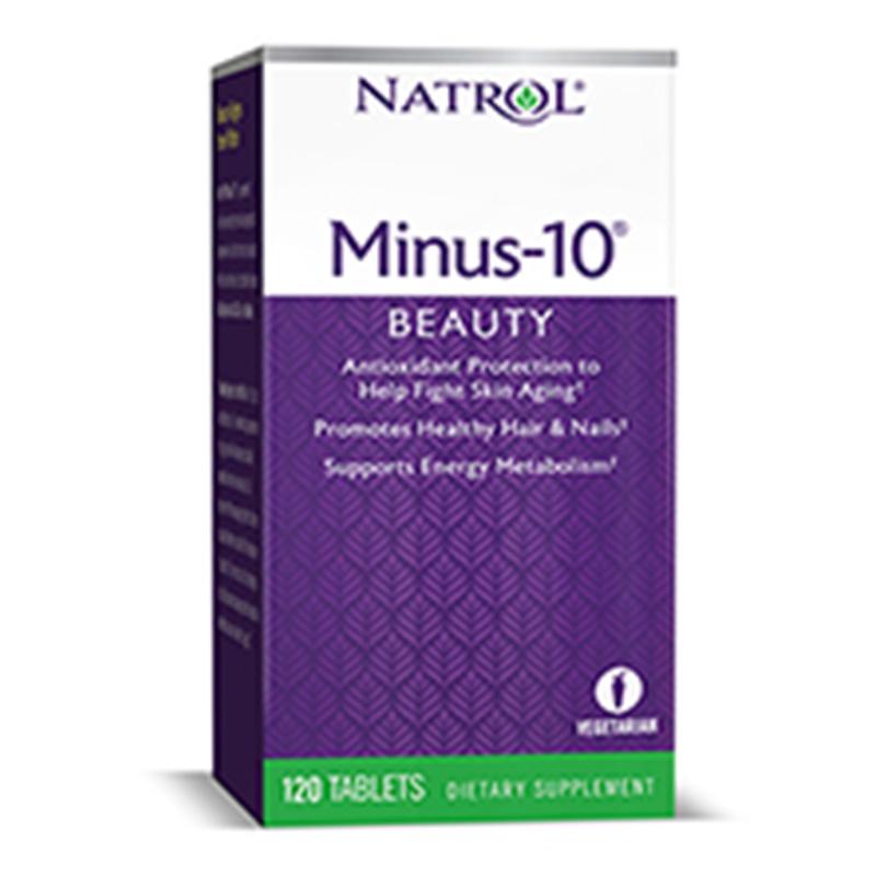 Natrol Minus 10 300Mg 120 Tabs