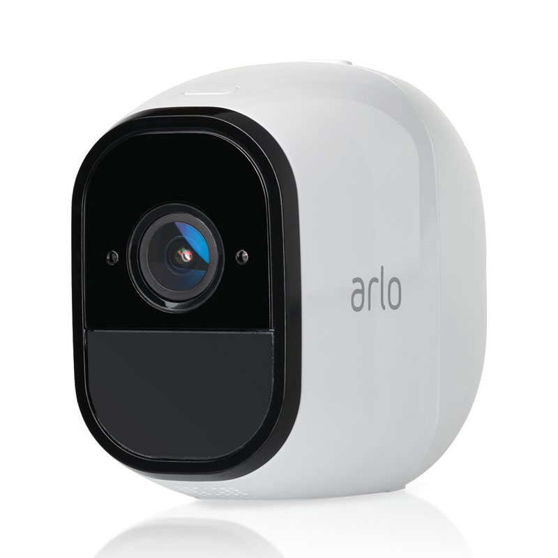 buy netgear arlo pro smart security system with 2 cameras. Black Bedroom Furniture Sets. Home Design Ideas
