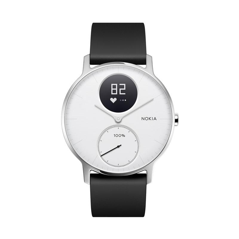 Nokia Steel HR 36mm White (Activity Tracking Watch)