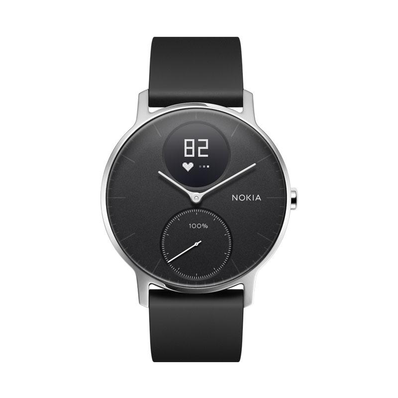 Nokia Steel HR 36mm Black (Activity Tracking Watch)