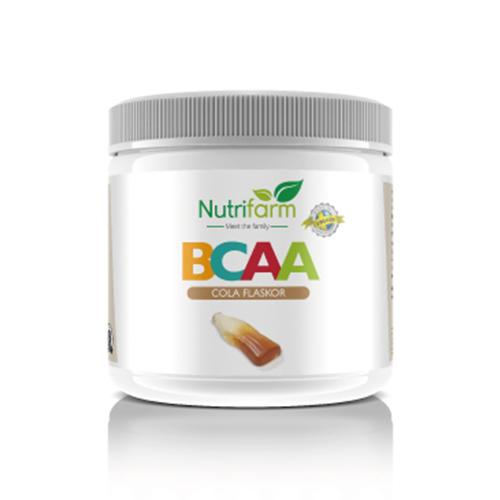 Nutrifarm BCAA Cola 30 Serving - NBC