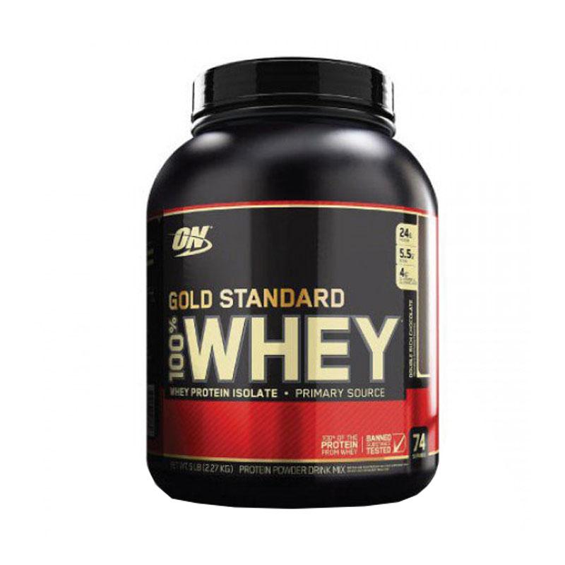 Buy Optimum Whey Protein 100% Whey Gold 5LB online in Dubai, Abu