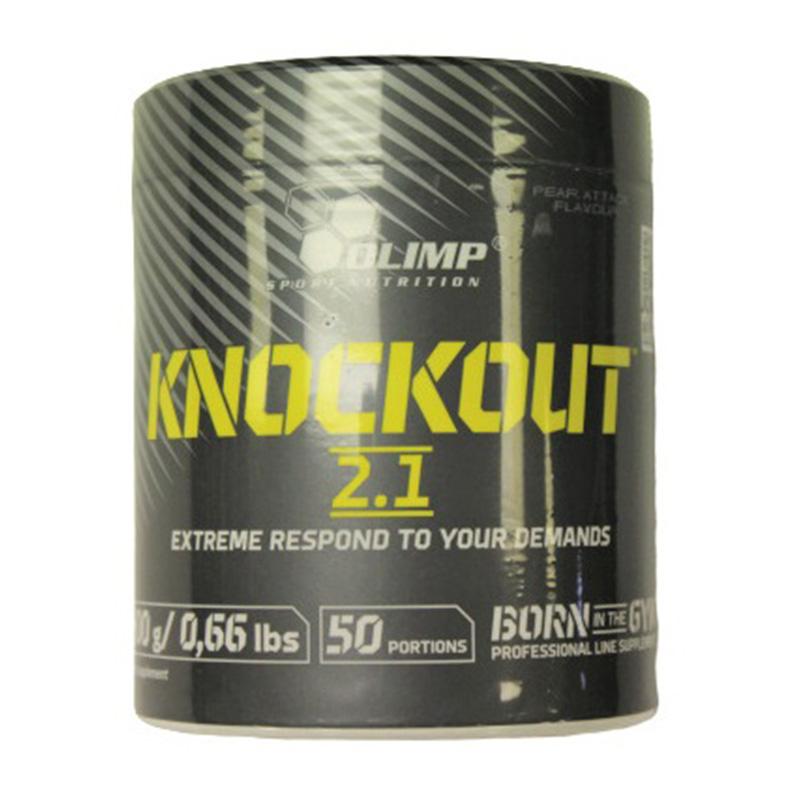 Olimp Pre Workout Knockout 2.1