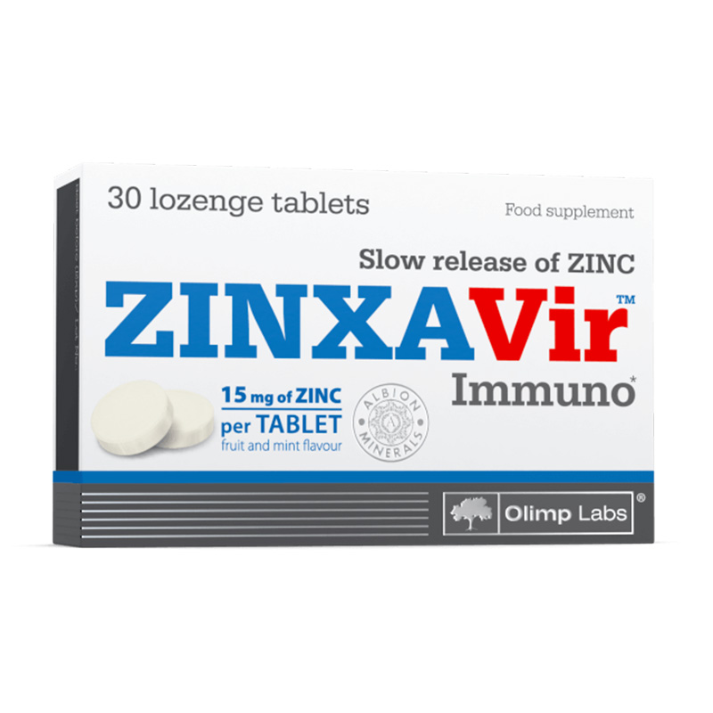 Olimp Zinxz Vir Immuno 30 tabs