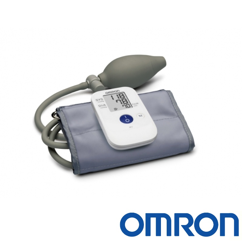 Omron M1 Semi Automatic Blood Pressure Monitor HEM-4030-E