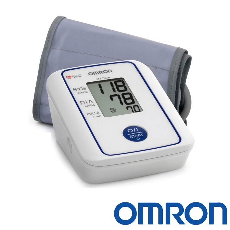 Omron M2 Basic Upper Arm Blood Pressure Monitor HEM-7119-E