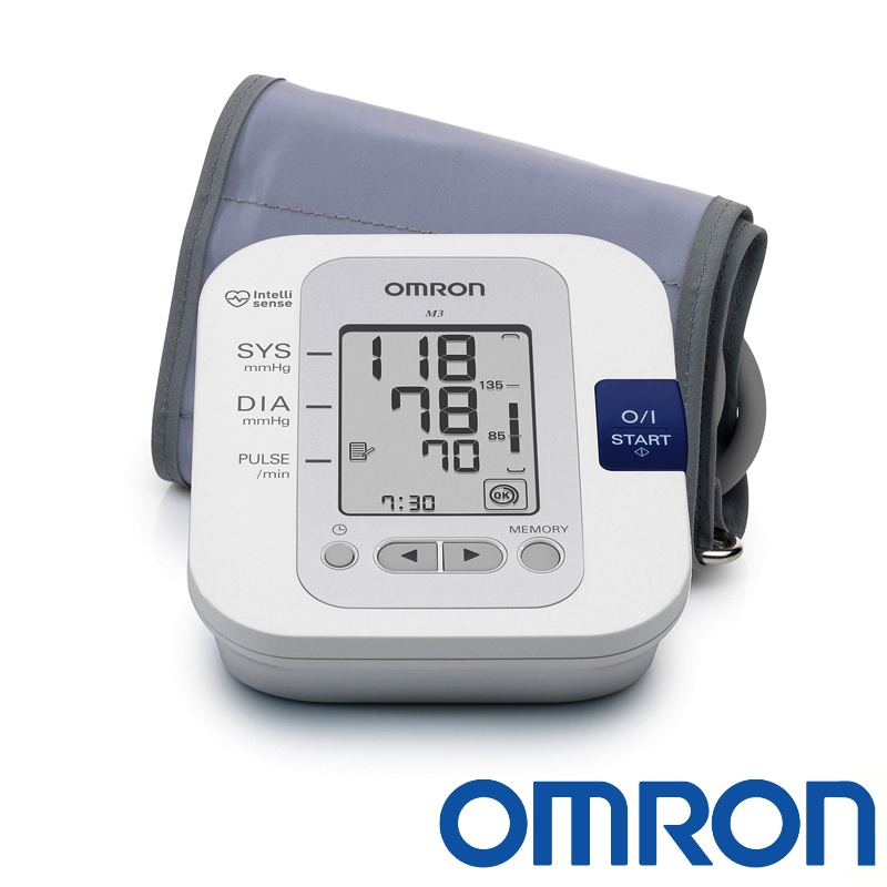 Omron M3W Upper Arm Blood Pressure Monitor HEM-7202-E(V)