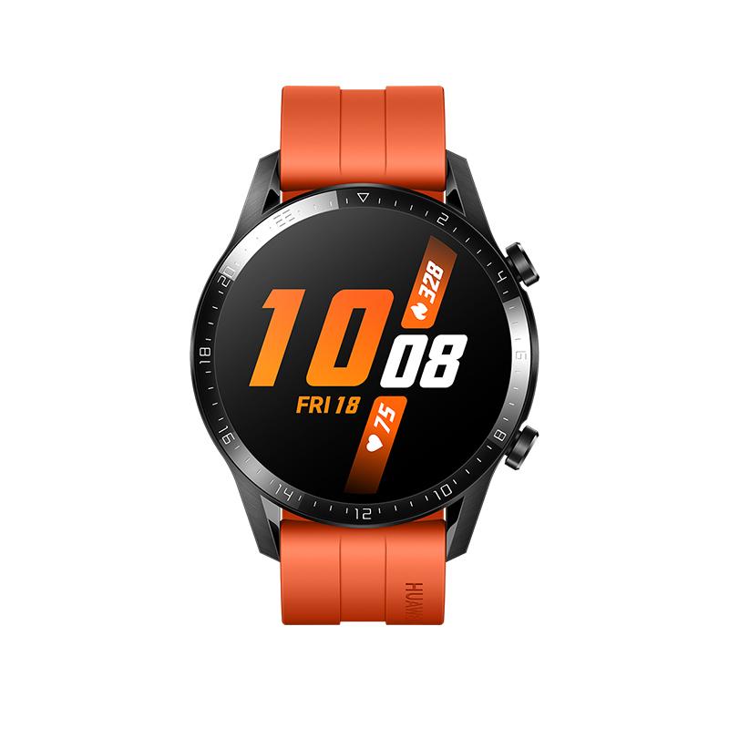 Huawei Watch GT 2 - Orange Sport
