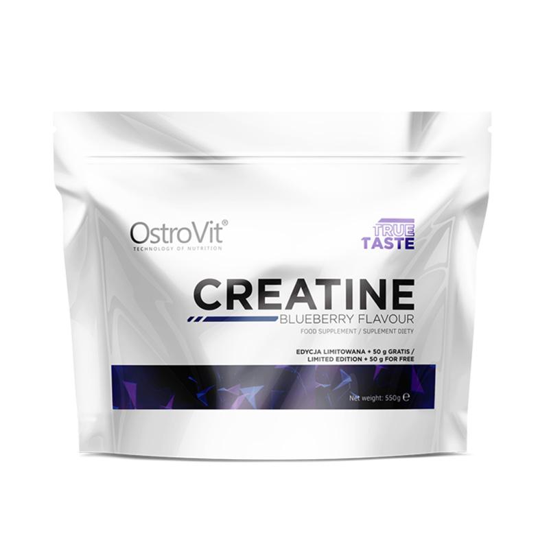 OstroVit Creatine Limited Edition Blueberry 500 g + 50 g