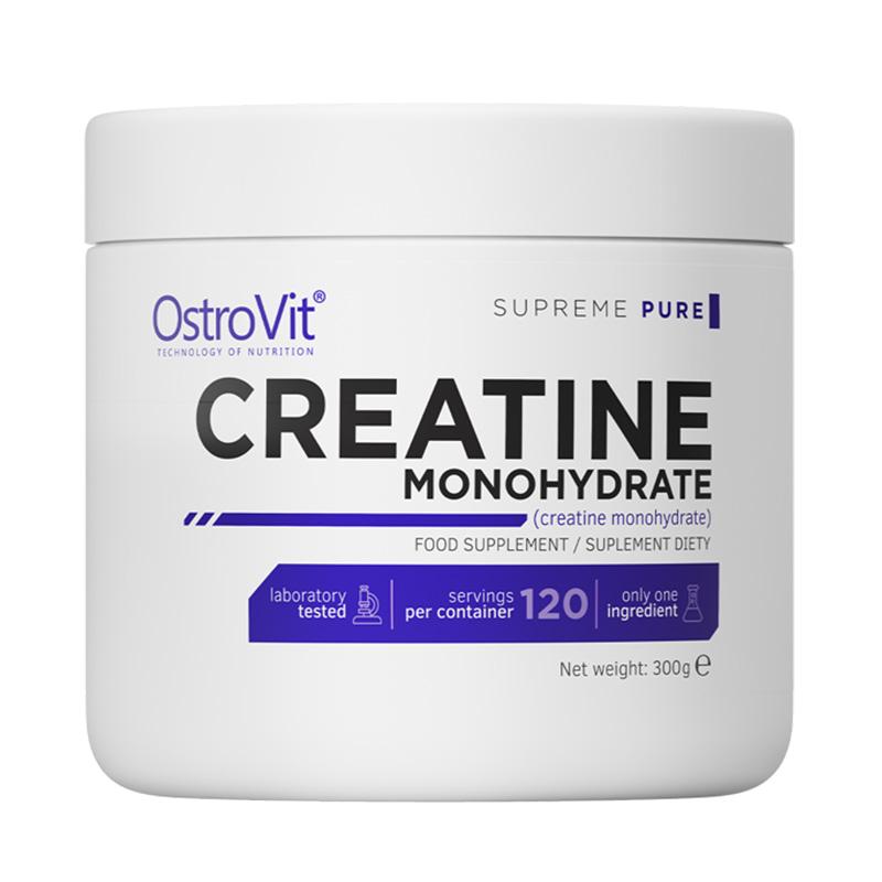 OstroVit Supreme Pure Creatine Monohydrate 300 g