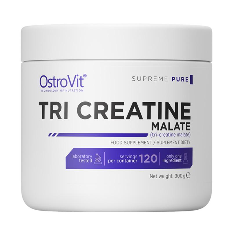 OstroVit Supreme Pure Tri-Creatine Malate 300 g