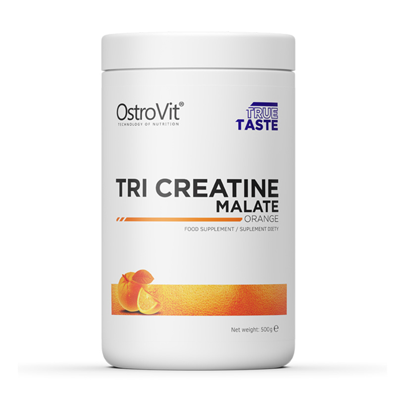 OstroVit Tri-Creatine Malate Orange 500 g