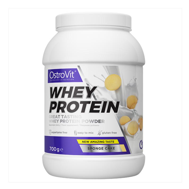 Ostrovit Whey Protein 700 g Sponge Cake