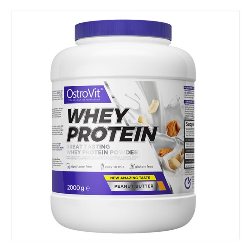 OstroVit Whey Protein Peanut Butter 2000 g