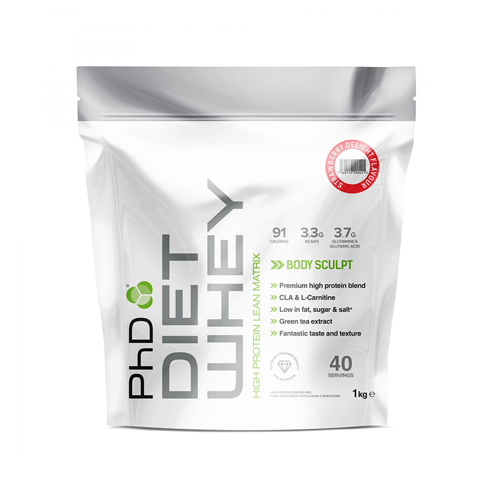 Buy PHD Diet Whey Powder 1Kg Strawbery Delight in Dubai, Abu Dhabi