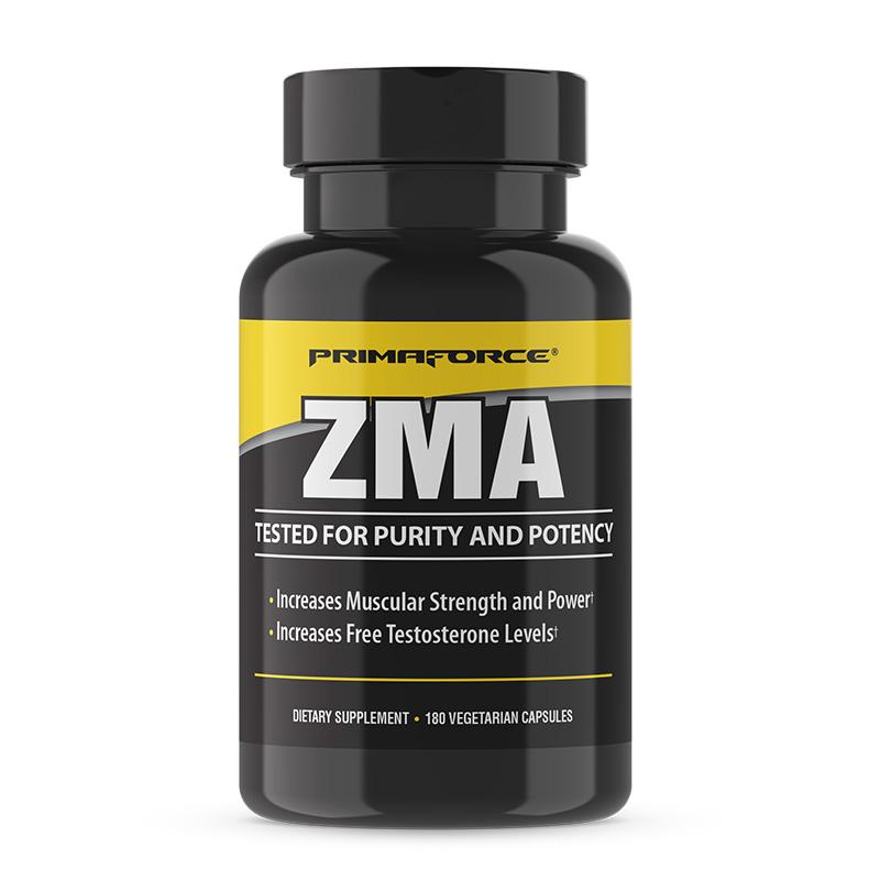 Primaforce ZMA 180 Vegetarian Capsules