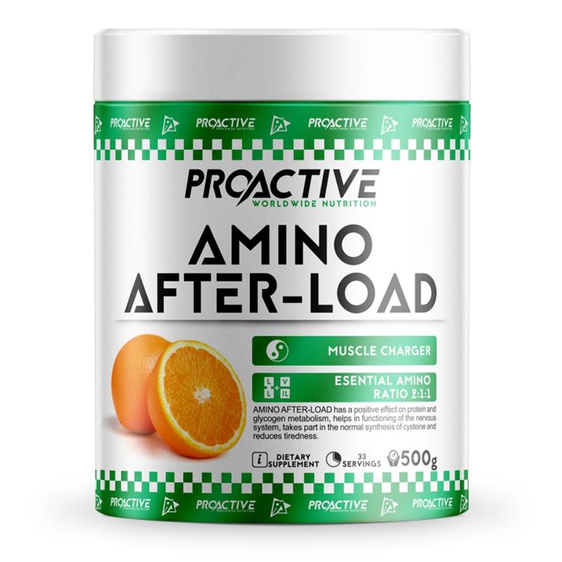 Proactive Amino After Load 500 gm