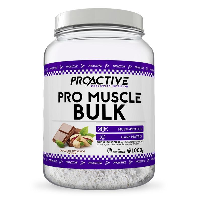 Proactive Muscle Bulk 900 gm