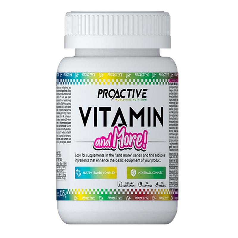 Proactive Vitamin Supreme 30 Tabs