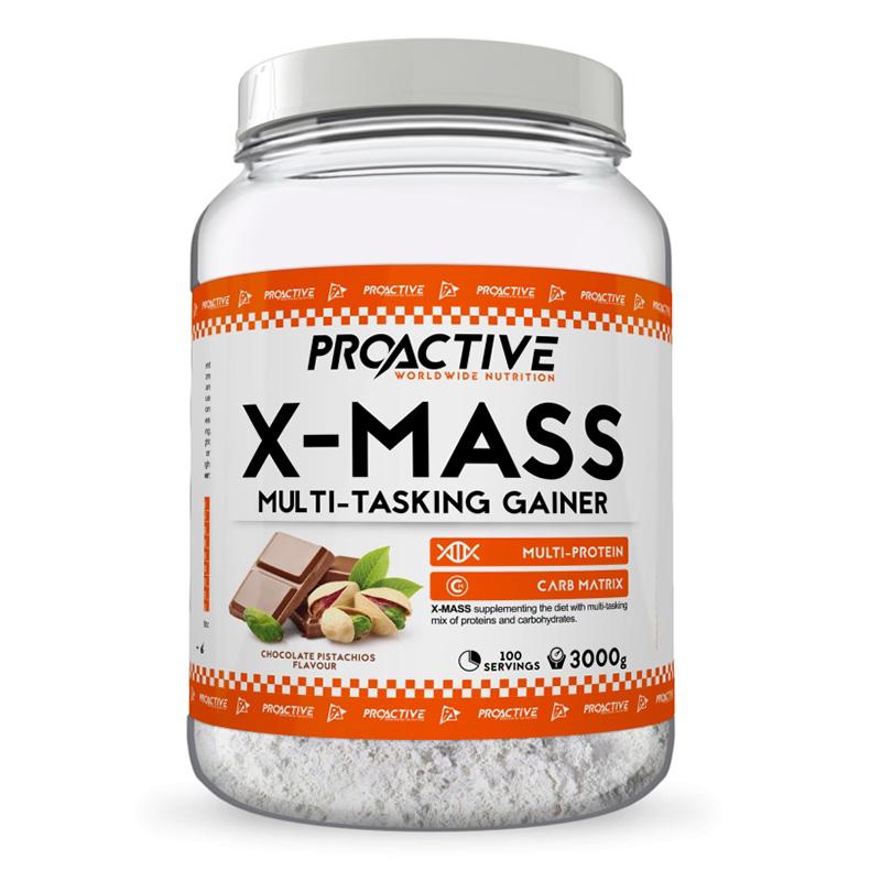 Proactive X Mass 3000 gm