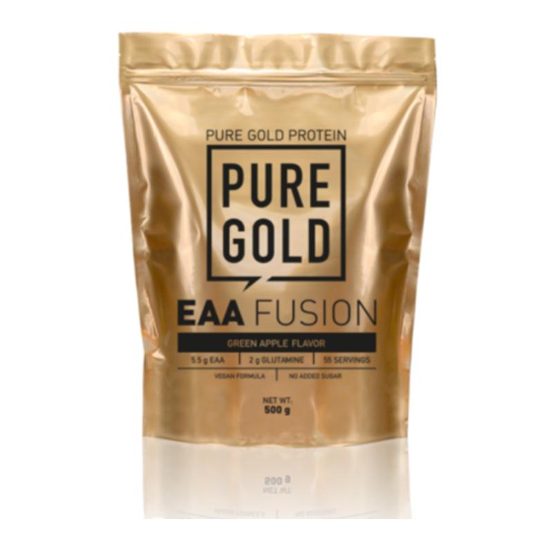 Pure Gold EAA Fusion 500 gm Green Apple