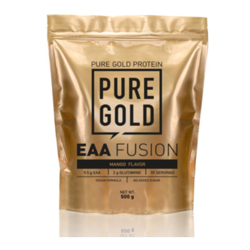 Pure Gold EAA Fusion 500 gm Mango
