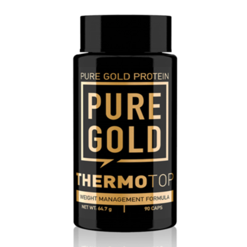 Pure Gold Thermo Top 90 Caps