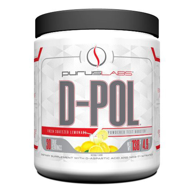 Purus Labs D-Pol Testosterone Booster 138 G Powder 30 Servings