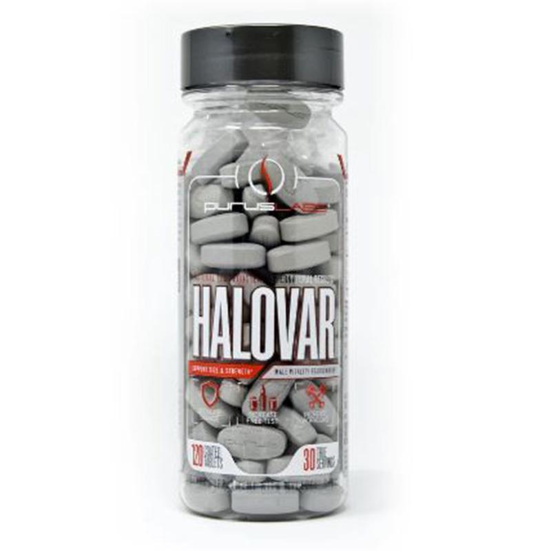 Purus Labs Halovar 120 Caps 30 Ser