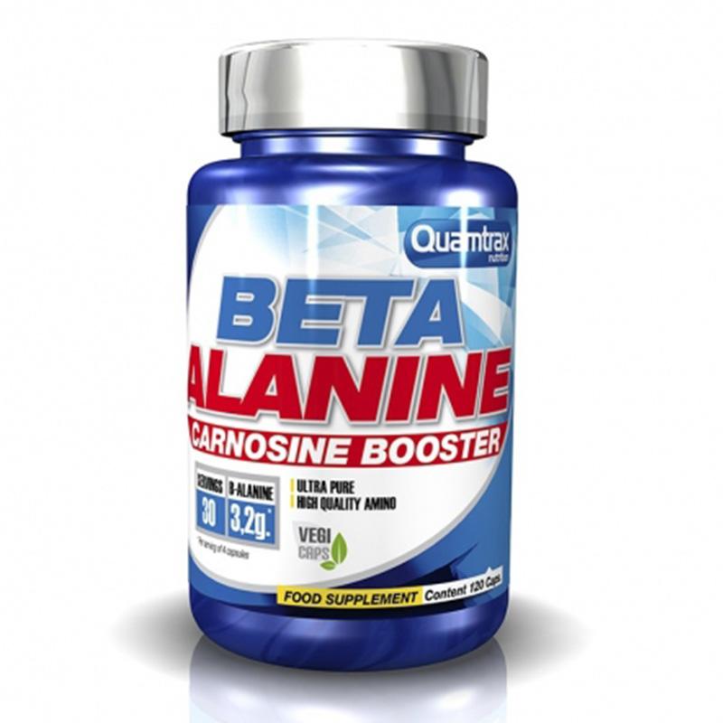 Quamtrax Beta Alanine 120 Caps