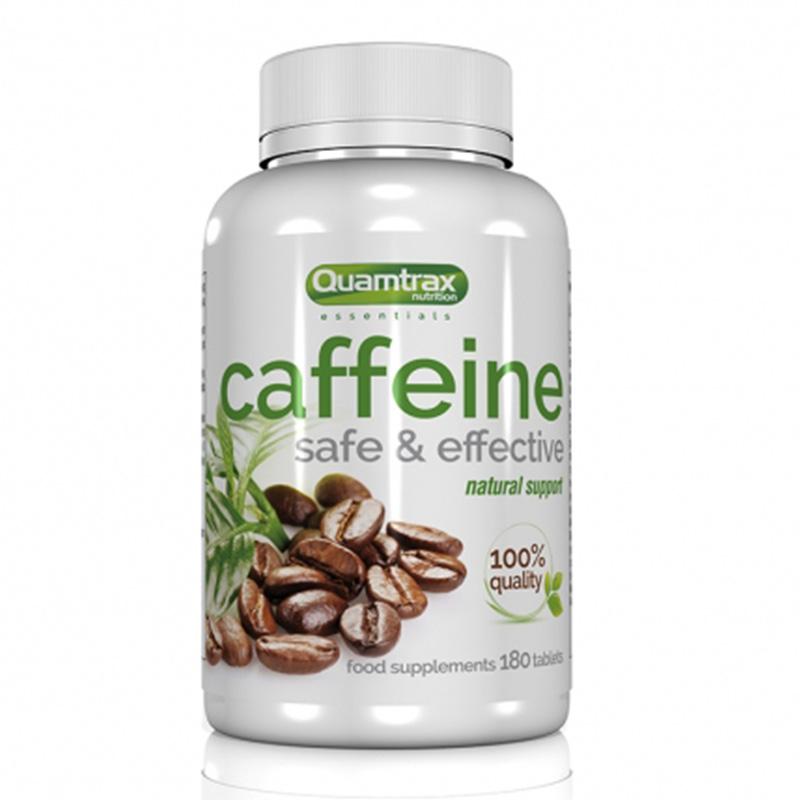 Quamtrax Caffeine 180 Tabs