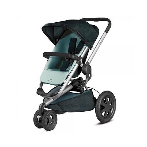 Buy Quinny Buzz Xtra 3-wheel Novel Nile Stroller | By ...