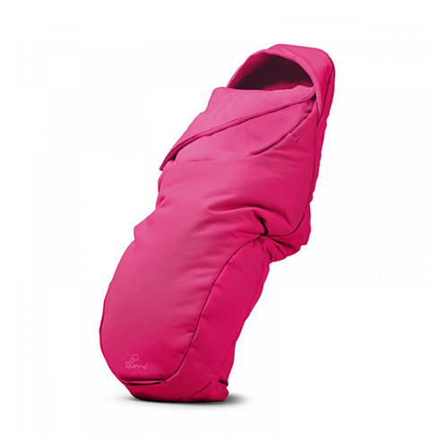 Quinny General Footmuff Pink Passion