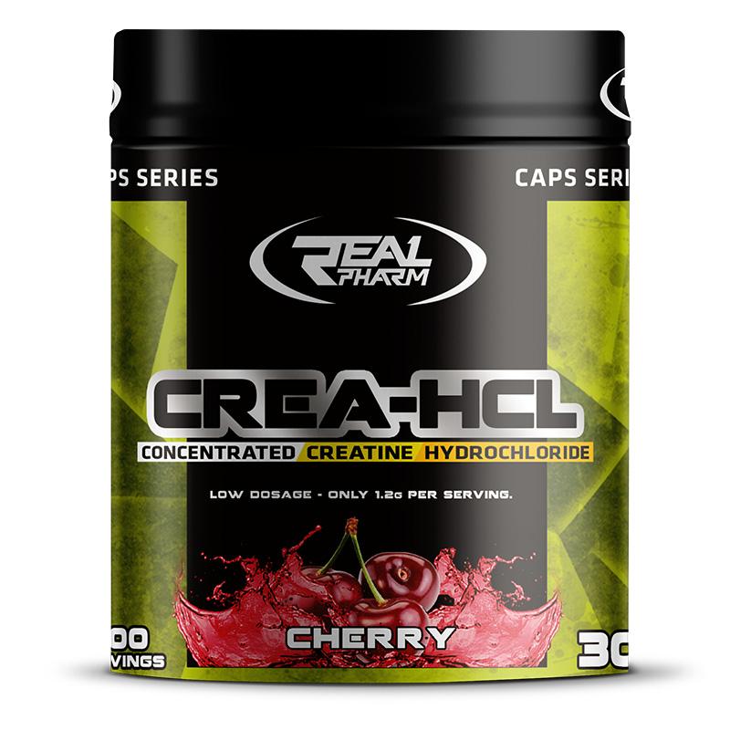 REAL Pharm Nutrition CREA -HCL 250 gm