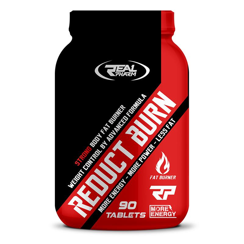 REAL Pharm Nutrition Reduct Burn (Fat Burner) 90 Tabs