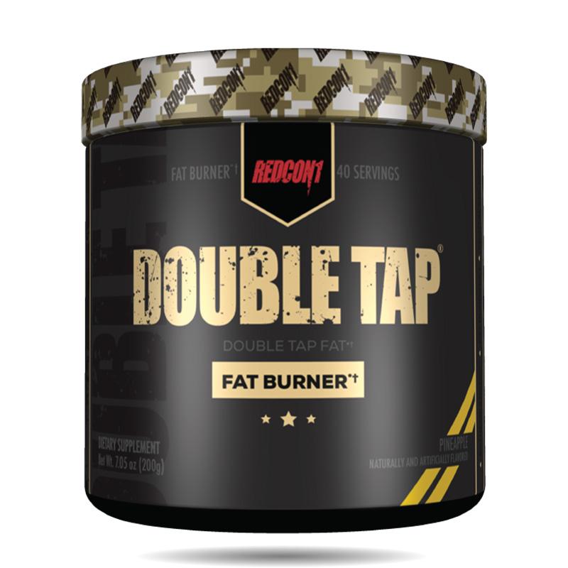Redcon1 Double Tap Powder Pineapple 40 Servings