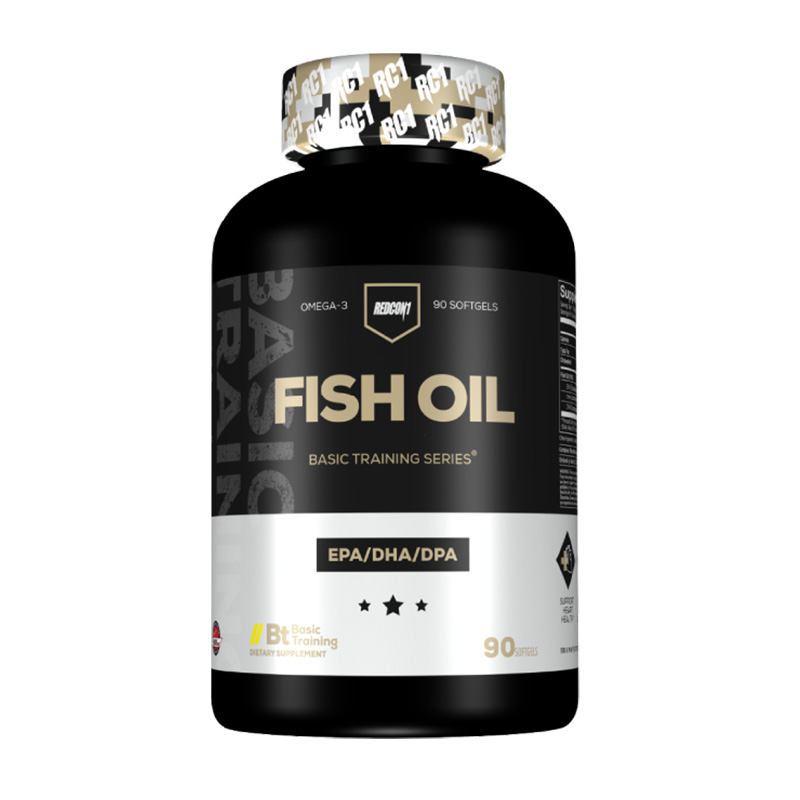 Redcon1 Fish Oil 1500mg 90 Softgels