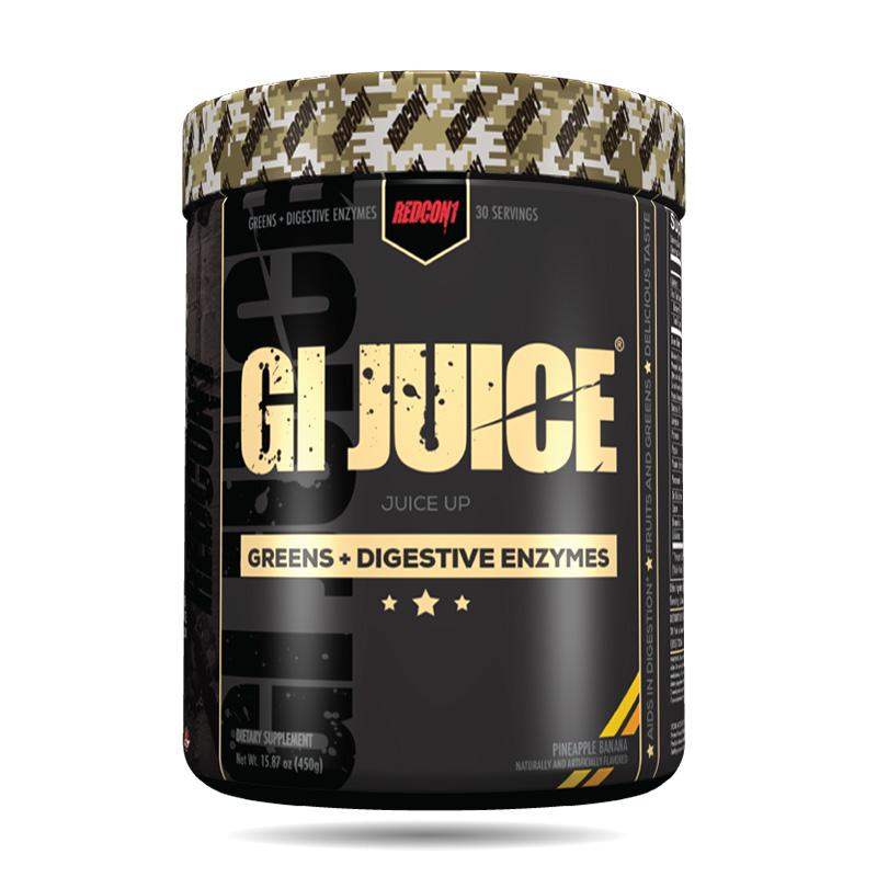 Redcon1 Gi Juice Pineapple Banana 30 Servings