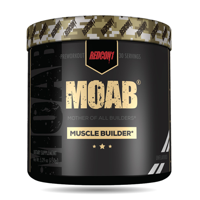 Redcon1 Moab Unflavoured 30 Servings