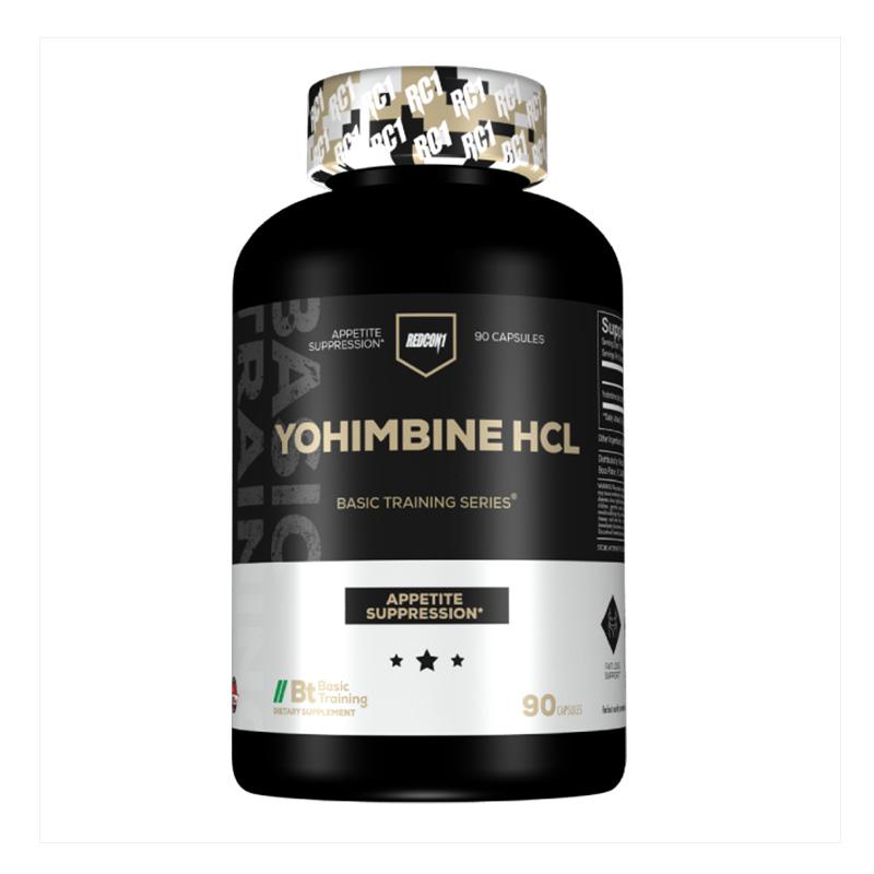 Redcon1 Yohimbine HCL 90 Capsules